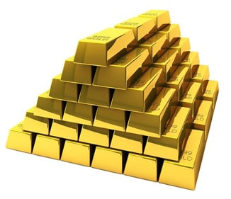 image showing gold